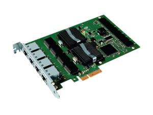 IBM 39Y6136 10/100/1000Mbps PCI Express x4 PRO/1000PT Quad Port PCI Express Network Adapter