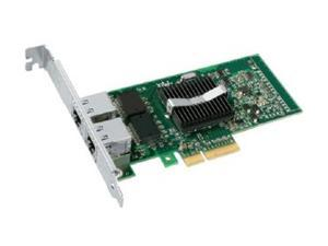 IBM 39Y6126 10/ 100/ 1000Mbps PCI Express x4 Intel PRO/1000 PT Dual Port Server Adapter