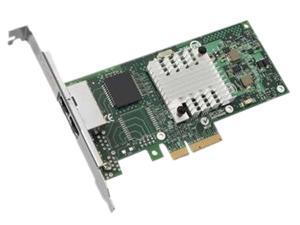 IBM 49Y4230 10/ 100/ 1000Mbps PCI-Express I340-T2 Intel Gigabit Ethernet Dual Port Server Adapter