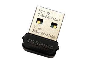 Toshiba PA3710U-1BTM Bluetooth V2.1+EDR USB Nano Adapter USB