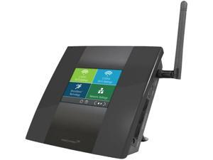 Amped Wireless TAP-EX2 ProSeries High Power Touch Screen AC750 Wi-Fi Range Extender