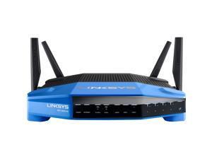 Linksys WRT1900AC IEEE 802.11ac Ethernet Wireless Router