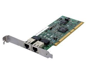 HP 383738-B21 NC7170 PCI-X Dual Port 1000T Gigabit Server Adapter