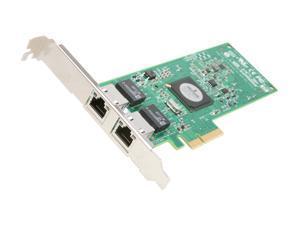 HP 458492-B21 10/ 100/ 1000Mbps PCI-Express x4 NC382T PCI Express Dual Port Server Adapter
