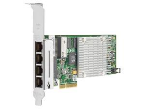HP 538696-B21 PCI-Express NC375T PCI Express Quad Port Gigabit Server Adapter