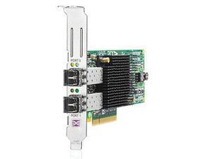 HP AJ763A PCI Express x8 Compaq StorageWorks Dual Port Fibre Channel Host Bus Adapter