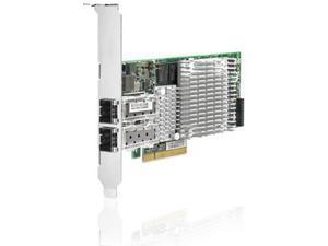 HP 468332-B21 10Gbps PCI-Express NC522SFP Dual Port 10GbE Gigabit Server Adapter