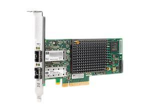 HP 581201-B21 PCI Express x8 Server Ethernet Adapter