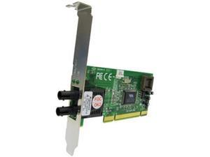 Transition Networks N-FX-ST-02F PCI Network Interface Card