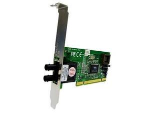 Transition Networks N-FX-LC-02 PCI 100BASE-FX Network Interface Card