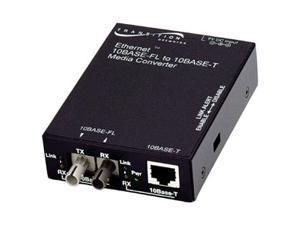 TRANSITION E-TBT-FRL-05-NA 10BASE-T to 10BASE-FL Ethernet Media Converter