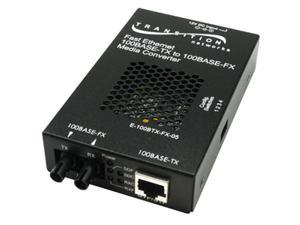 TRANSITION E-100BTX-FX-05(MT)NA Fast Ethernet Media Converter