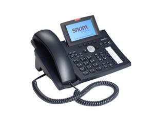 snom 370 VOIP Phone
