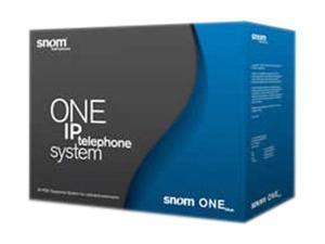 snom SNO-ONEBLUE IP Telephone System