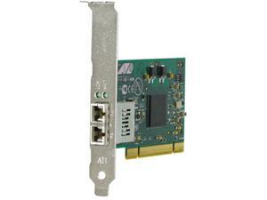 Allied Telesis AT-2916SX/LC-901 1000Mbps PCI Fiber Network Interface Card