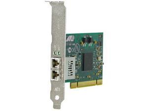 Allied Telesis AT-2916SX/SC-901 1000Mbps PCI Fiber Network Interface Card