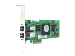 QLogic QLE2462-E-SP PCI-Express Dual Port Fiber Channel Host Bus Adapter