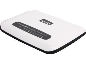 NETIS ST3108G 8 Port Gigabit Ethernet Switch