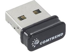 COMTREND WD-1020 USB 2.0/1.1 Wireless Mini USB Adapter 150Mbps