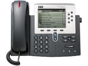 Cisco CP-7961G Unified IP Phone (Grade-A)