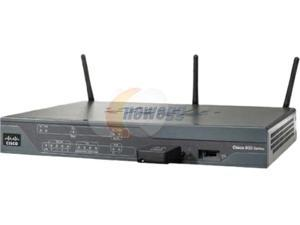 CISCO C881 Wired Ethernet Security Router