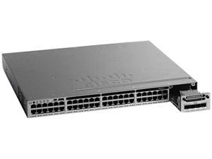 CISCO Catalyst 3850 WS-C3850-48PW-S Managed PoE IP Base with 5 AP license