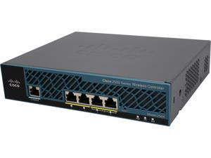 CISCO Aironet 2500 AIR-CT2504-HA-K9 2500 Series Wireless Controller for High Availability