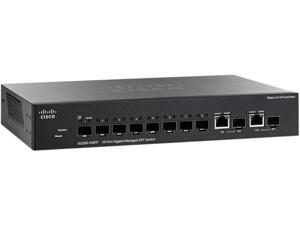 CISCO SG300-10SFP-K9-UK Managed Switch
