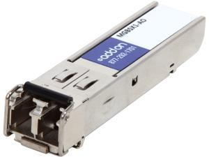 AddOn Linksys MGBSX1 Compatible 1000Base-SX SFP Transceiver (MMF, 850nm, 550m, LC)