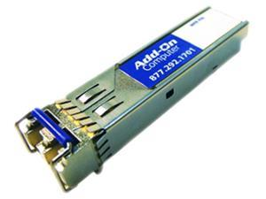 AddOn HP J4860C Compatible 1000Base-ZX SFP Transceiver (SMF, 1550nm, 70km, LC)