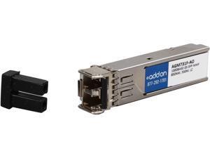 AddOn Netgear AGM731F Compatible 1000Base-SX SFP Transceiver (MMF, 850nm, 550m, LC)