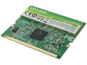 TP-LINK TL-WN861N Wireless N300 Mini PCI Adapter, 300Mbps, IEEE 802.1b/g/n, WEP/WPA/WPA2