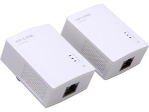 TP-LINK TL-PA2010KIT AV200 Nano Powerline Adapter Starter Kit, up to 200Mbps