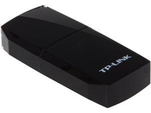 TP-LINK Archer T2U AC600 Mini Wireless Dual Band Adapter, 2.4GHz 150Mbps/5Ghz 433Mbps,One-Button Setup,Windows XP/7/8