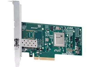 Brocade BR-1020-1010 1020 10Gbps Fibre Channel over Ethernet CNA low-profile PCIe dual port