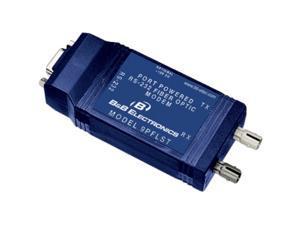 B&B RS-232 DB9 Port Powered Fiber Modem