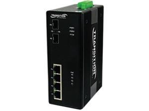 Transition Networks Ethernet Switch