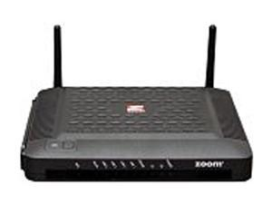 Zoom 5352-00-00 DOCSIS 3.0 Cable Modem/Router With Wireless-N Up to 343 Mbps (8 channels) Downstream, Up to 123 Mbps (4 channels) ...