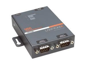 Lantronix UD2100002-01 UDS2100 2-Port Device Server