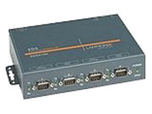 Lantronix ED41000P0-01 EDS4100 4-Port Device Server with PoE
