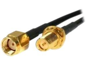 MOTOROLA 25-72178-01 RP-SMA (male) to RP-BNC (female) Cable