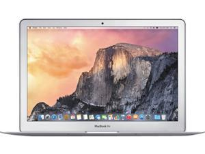 "Apple Laptop MacBook Air MJVE2LL/A Intel Core i5 1.60 GHz 4 GB Memory 128 GB SSD Intel HD Graphics 5500 13.3"" Mac OS X v10.10 Yosemite"