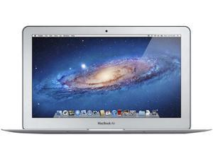 "Apple Laptop - Grade C MacBook Air MC968LL/A-C Intel Core i5 2467M (1.60 GHz) 2 GB Memory 64 GB SSD Intel HD Graphics 3000 11.6"""