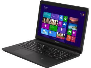 "SONY VAIO F Series SVF15414CXB AMD A10-5745M 2.1GHz 15.5"" Windows 8 64-bit Notebook"