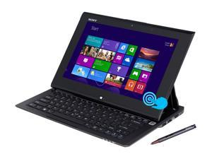 "SONY VAIO SVD11213CXB Intel Core i5 6GB Memory 128GB SSD 11.6"" Touchscreen Ultrabook Windows 8 64-bit"