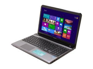 "SONY VAIO E Series SVE1512GCXS Intel Core i5-3210M 2.5GHz 15.5"" Windows 8 64-bit Notebook"