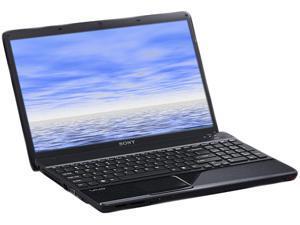"SONY VAIO E Series VPCEE3WFX/BJ 15.5"" Windows 7 Home Premium 64-Bit Laptop"