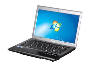 "SAMSUNG Laptop R440-11 Intel Core i3 350M (2.26 GHz) 4 GB Memory 320 GB HDD Intel HD Graphics 14.0"" Windows 7 Home Premium 64-bit"