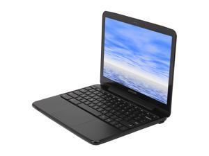 "SAMSUNG XE500C21-A04US Black 12.1"" WXGA Chromebook"