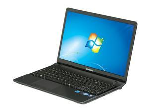 "SAMSUNG Series 3 NP300E5A-A02UB Intel Core i3-2350M 2.4GHz 15.6"" Windows 7 Home Premium 64-Bit Notebook"